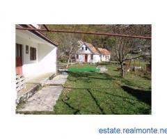 Two houses in Cetinje