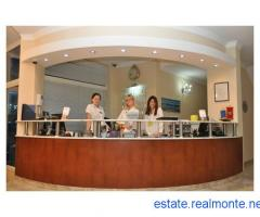 Продажа гостиничного комплекса**** в Черногории